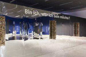 Ausstellung Identität
