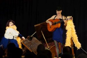 Concerto Rumoristico mit Nina Dimitri und Silvana Gargiulo