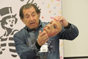 Pantomime Yoram Boker